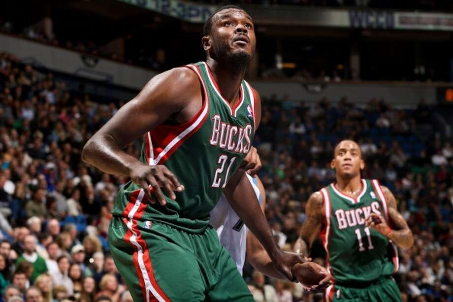 Samuel Dalembert  Former team: Milwaukee Bucks  New team: Dallas Mavericks Photo: David Sherman, NBAE Via Getty Images