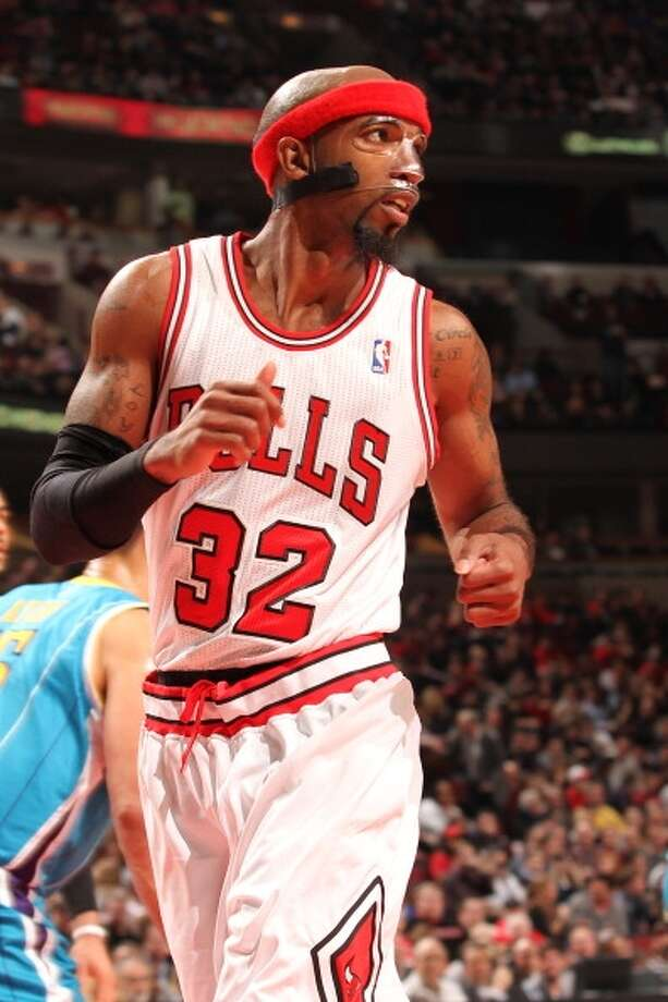 Richard Hamilton  Chicago Bulls  Status: Unrestricted Photo: Ray Amati, NBAE Via Getty Images