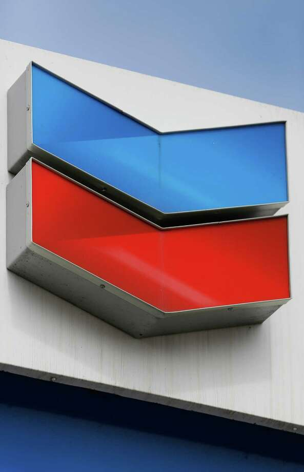 Chevron was ranked 97 on Glassdoor's list of the best places to work among large employers. Photo: Damian Dovarganes, STF / AP