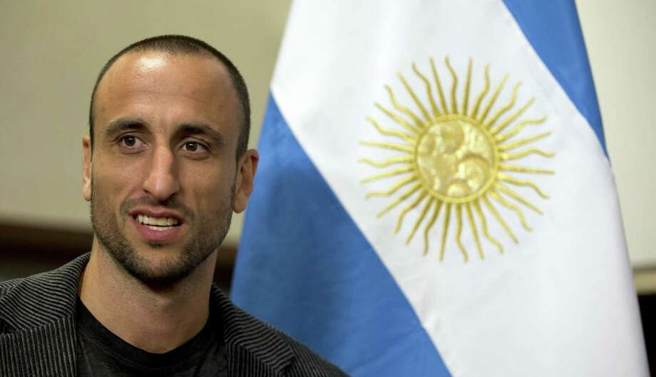Manu Ginobili will be joined by three other active NBA players from Argentina in Buenos Aires.