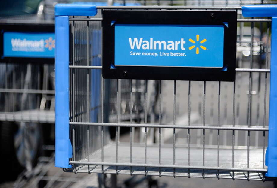 A tiny store inside each Walmart cart would be great, because shopping at Walmart takes effort and  refreshments help. (And you would win world power.) Photo: Kevork Djansezian, Getty Images / 2013 Getty Images