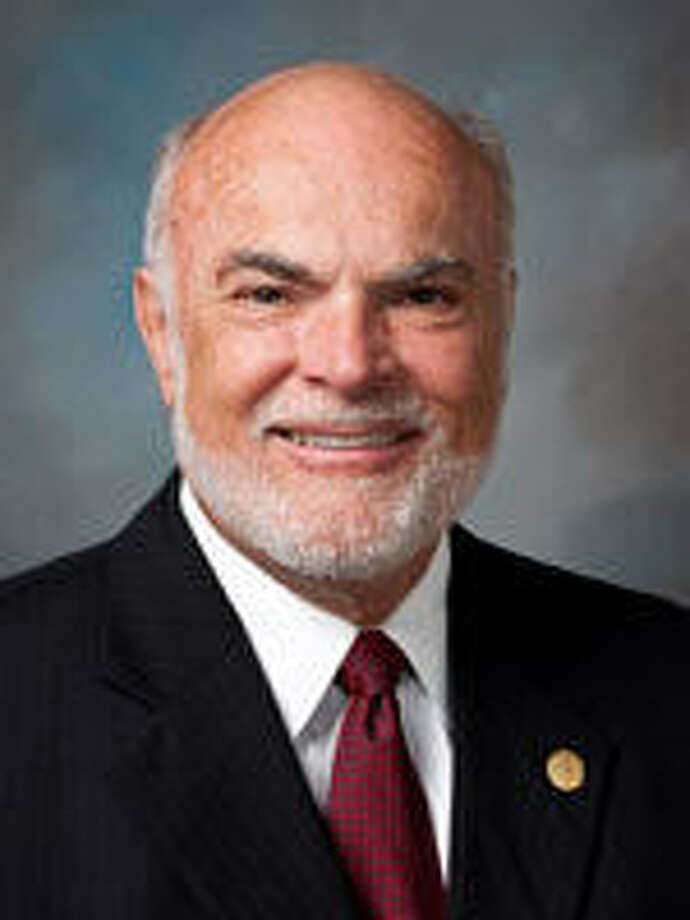Sen. Robert Nichols' bill would set a minimum for the rainy day fund.