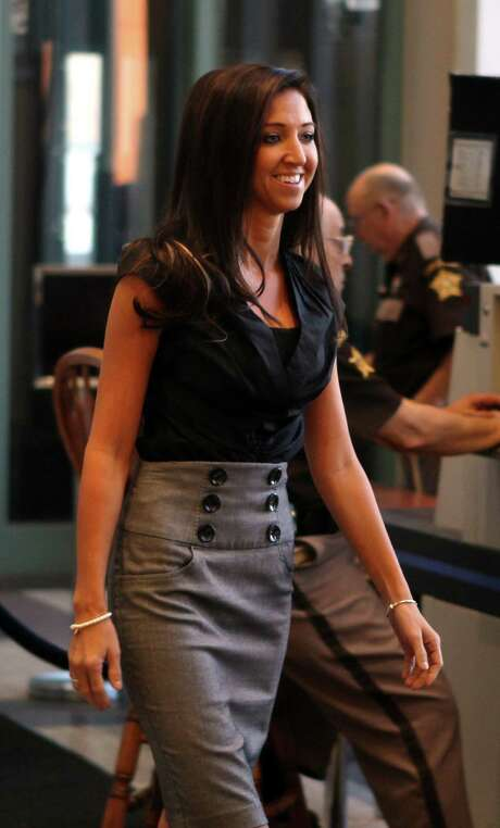 A jury awarded Sarah Jones, shown in 2012, $338,000 in damages in her lawsuit against thedirty.com gossip website and found that posts about her on it were substantially false. Photo: Patrick Reddy / Enquirer