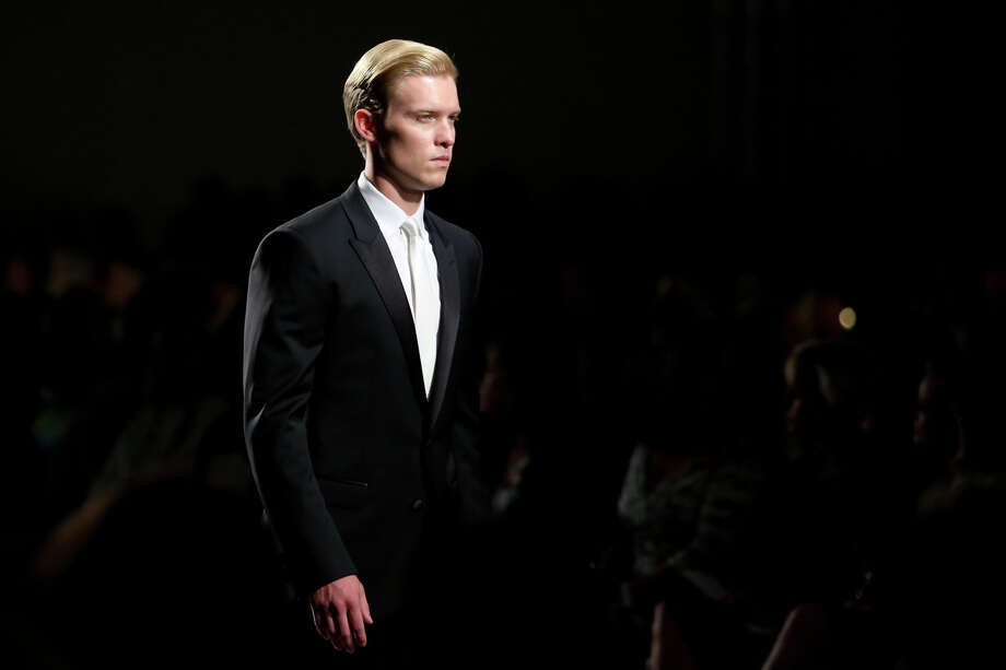 Models walk the runway as they show the latest fashions fromDolce & Gabbana during the  Nordstrom Fall 2013 Designer Preview. Photo: JOSHUA TRUJILLO, SEATTLEPI.COM