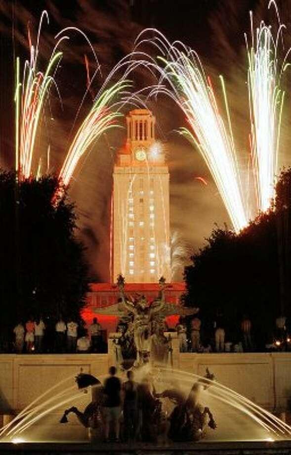 15. The University of Texas at Austin