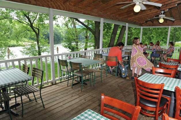 Riverfront Cafe Albany Ny