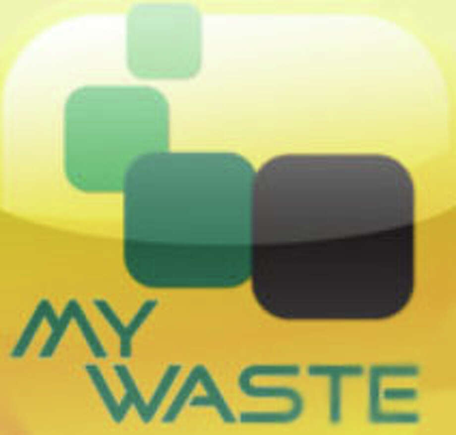 """My Waste"" is a recent app released by the city of San Antonio. It allows people to import pick-up dates to their calendar. This allows users to see irregularities in trash pickup on their mobile device. (Free) Photo: Courtesy Photo"