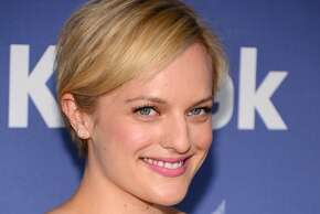 Elisabeth Moss, Peggy on 'Mad Men,' was born into the religion and still identifies as a Scientologist. (Photo by Mark Davis/Getty Images for Women In Film)