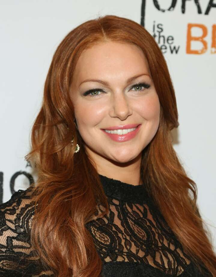 """Actress Laura Prepon, formerly Donna on 'That '70s Show,' isn't too vocal about her religion, saying """"When I hear something negative, I don't get defensive. I know what's true for me and what works for me.""""   She was introduced to the faith by her ex-boyfriend Chris Masterson and his brother Danny.  (Photo by Rob Kim/Getty Images) Photo: Rob Kim, Getty Images"""