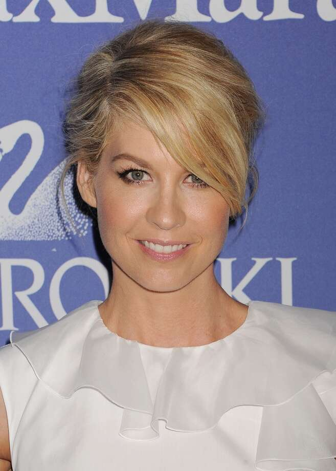 In 2003, actress Jenna Elfman established a mission of the church in her hometown of San Francisco.   Her husband Bodhi Elfman is also active in the Scientology community. (Photo by Jeffrey Mayer/WireImage) Photo: Jeffrey Mayer, WireImage