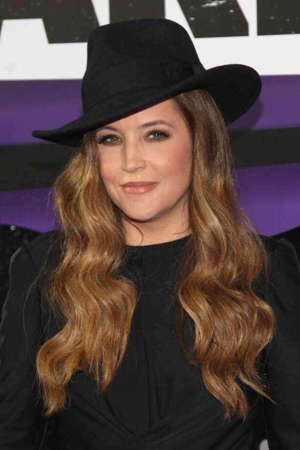 Lisa Marie Presley  went to a Scientology-related high school but is no longer affiliated with it. (Photo by Taylor Hill/FilmMagic) Photo: Taylor Hill, FilmMagic
