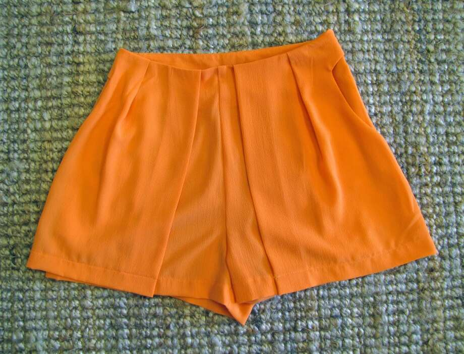 High-waisted shorts, $48.99, Daisy Parc Boutique, Nederland