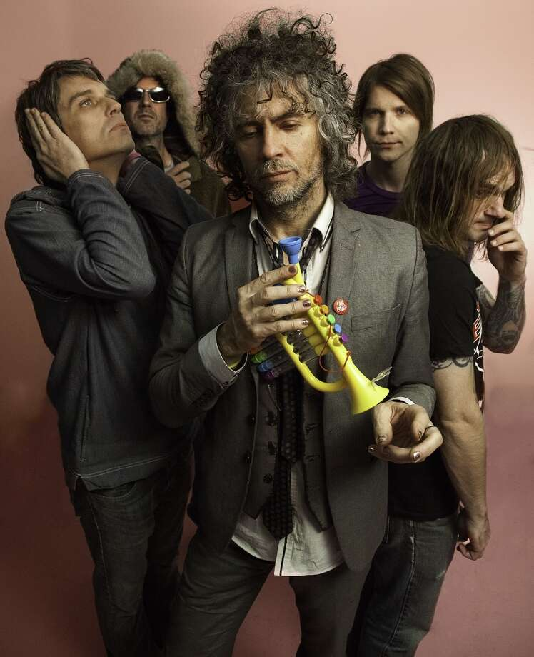 The Flaming Lips will perform Monday night, July 15, 2013, at Toyota Presents the Oakdale Theatre in Wallingford, Conn.