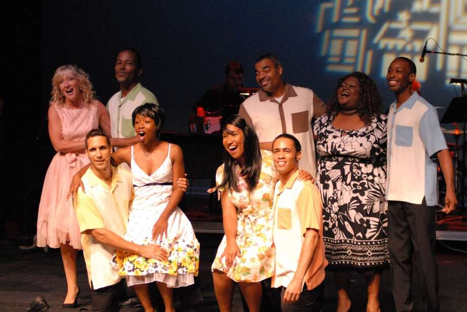 "Long Wharf Theatre in New Haven, Conn.,  is presenting ""Smokey Joe's Cafe"" from July 11 through July 28, 2013. The show featuring the pop songs of Jerry Leiber and Mike Stoller remains the longest running musical revue in Broadway history."