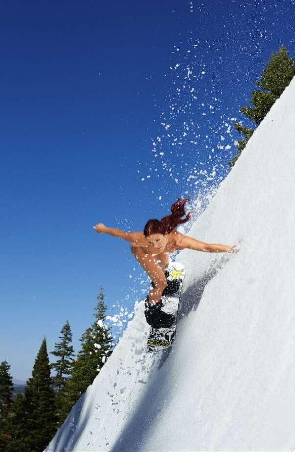 Elena Hight, snowboarder