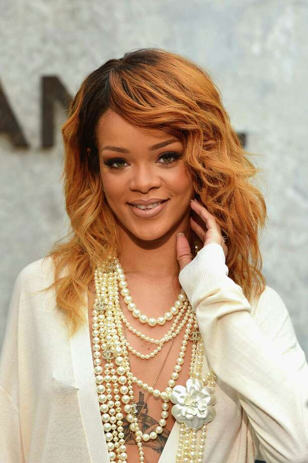 Rihanna tops the list of celebrities who have the most influence online. She has more than 73 million Facebook friends. Photo: Pascal Le Segretain / Getty Images