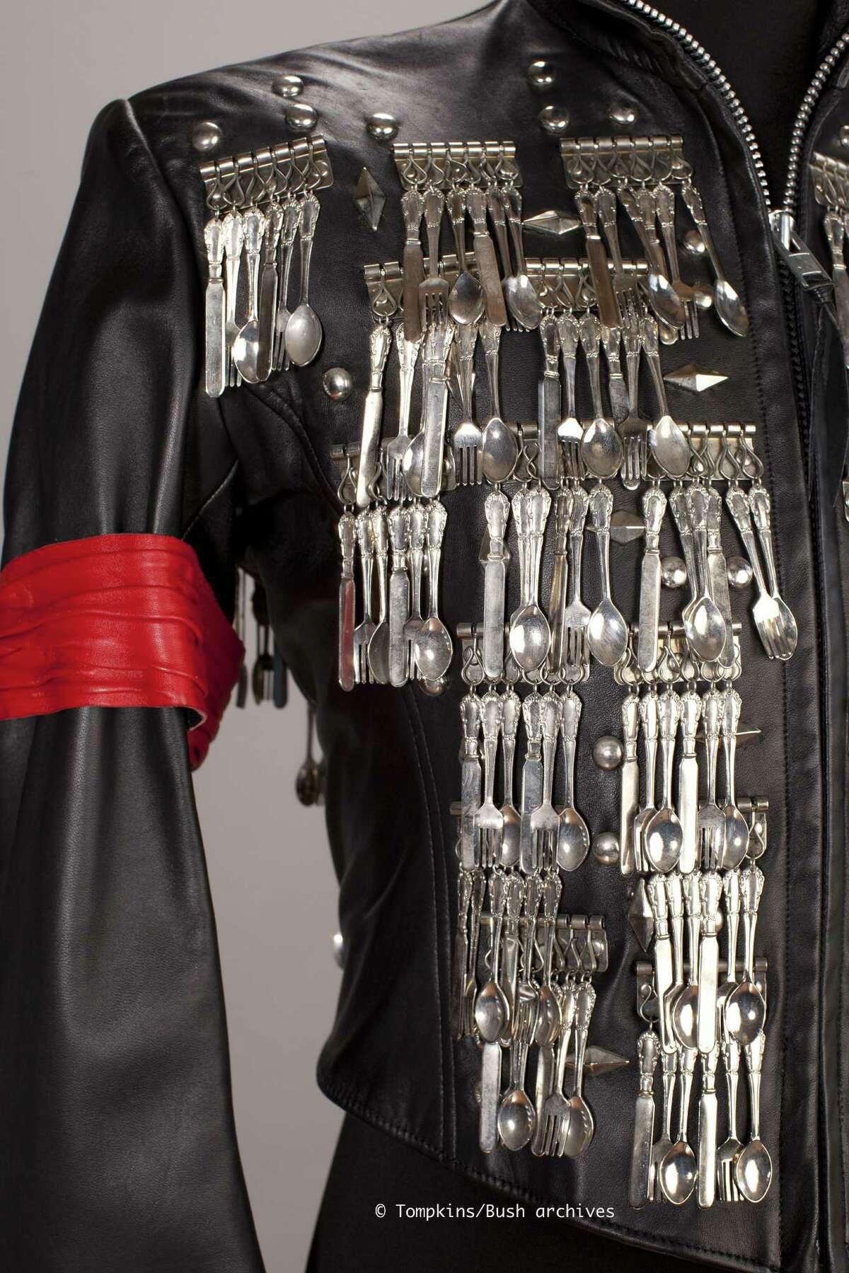 Michael Bush said Michael Jackson often wore this