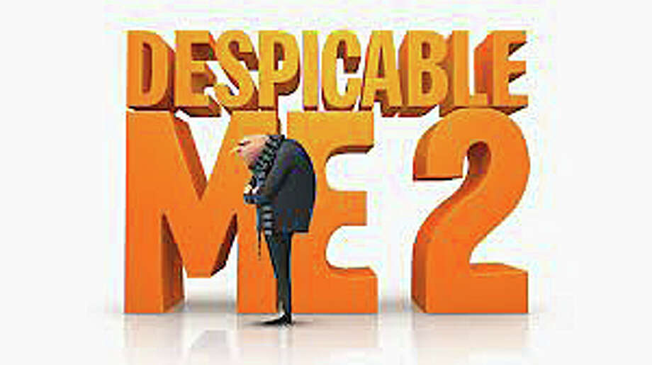 "The animated movie ""Despicable Me 2"" is now playing area theaters. Photo: Contributed Photo / Westport News contributed"