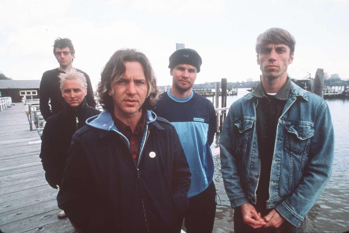 Pearl Jam's 1992 hit