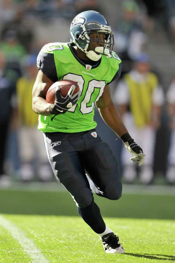 But Seattle lost, and the green jerseys haven't reappeared since. Seahawks fans were split on whether they liked the bright green, though most would likely say they despised it. Photo: Otto Greule Jr., Getty Images / 2009 Getty Images