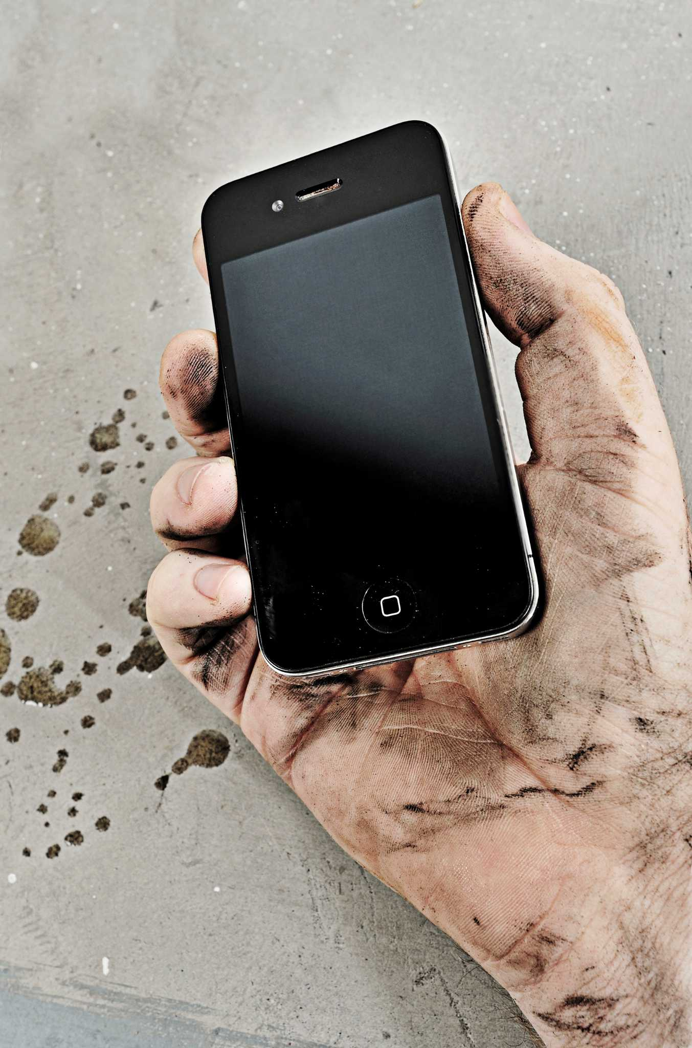 Can dirty smartphones make you sick greenwichtime Can a dirty house make you sick