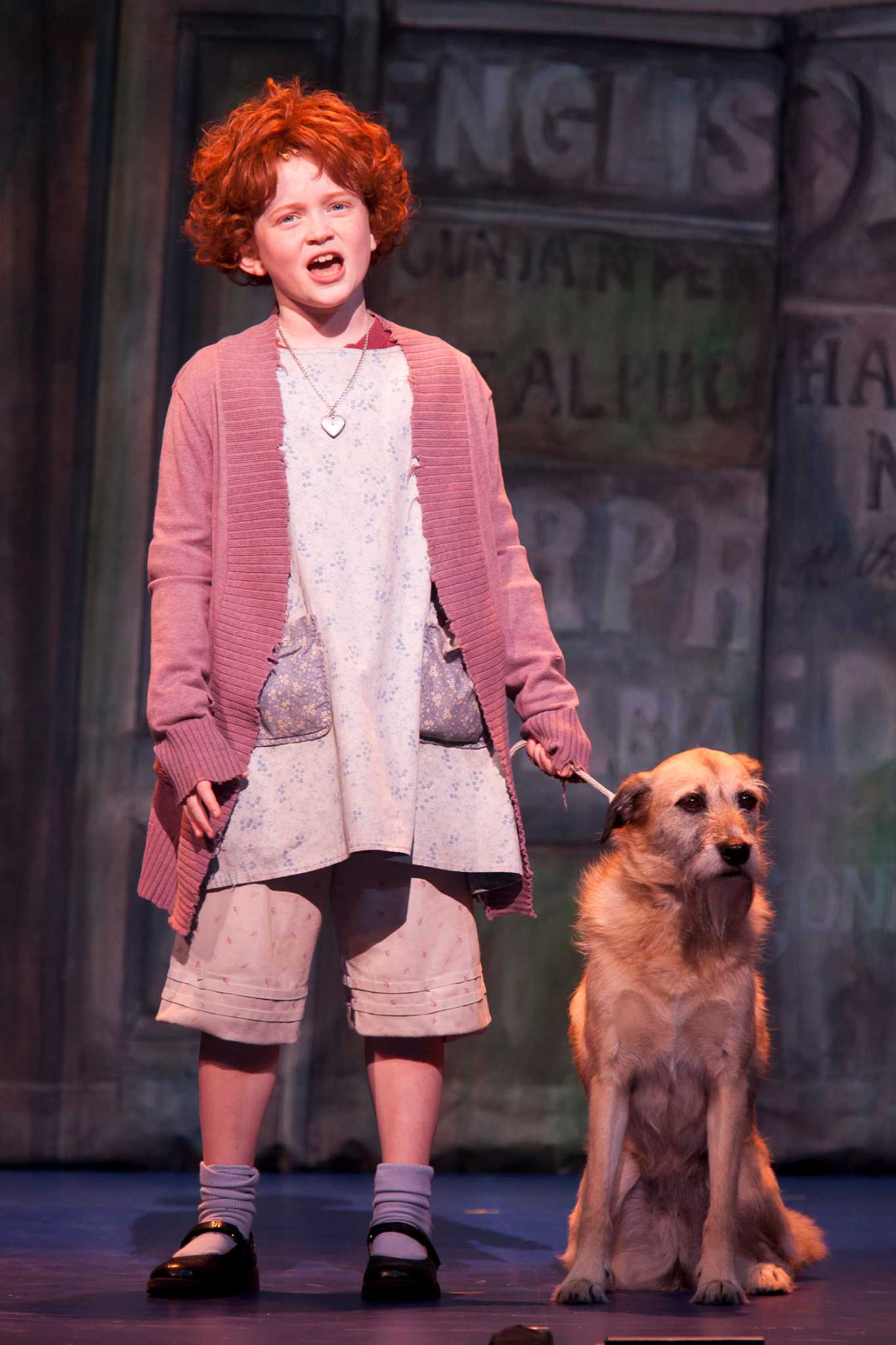 Brenham actress joins Broadway cast of 'Annie' - HoustonChronicle com