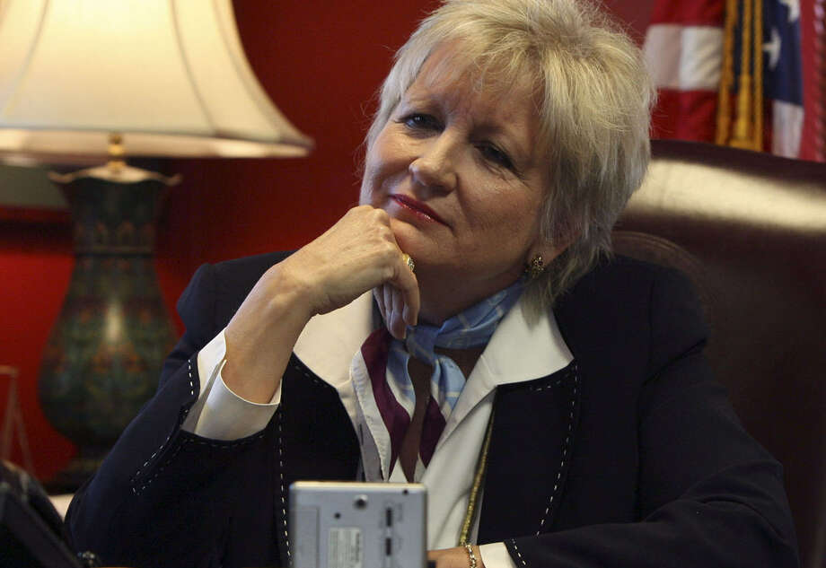 Bexar County District Attorney Susan Reed faces troubling claims of favoritism in the handling of cases involving a lawmaker's son. Photo: John Davenport / San Antonio Express-News