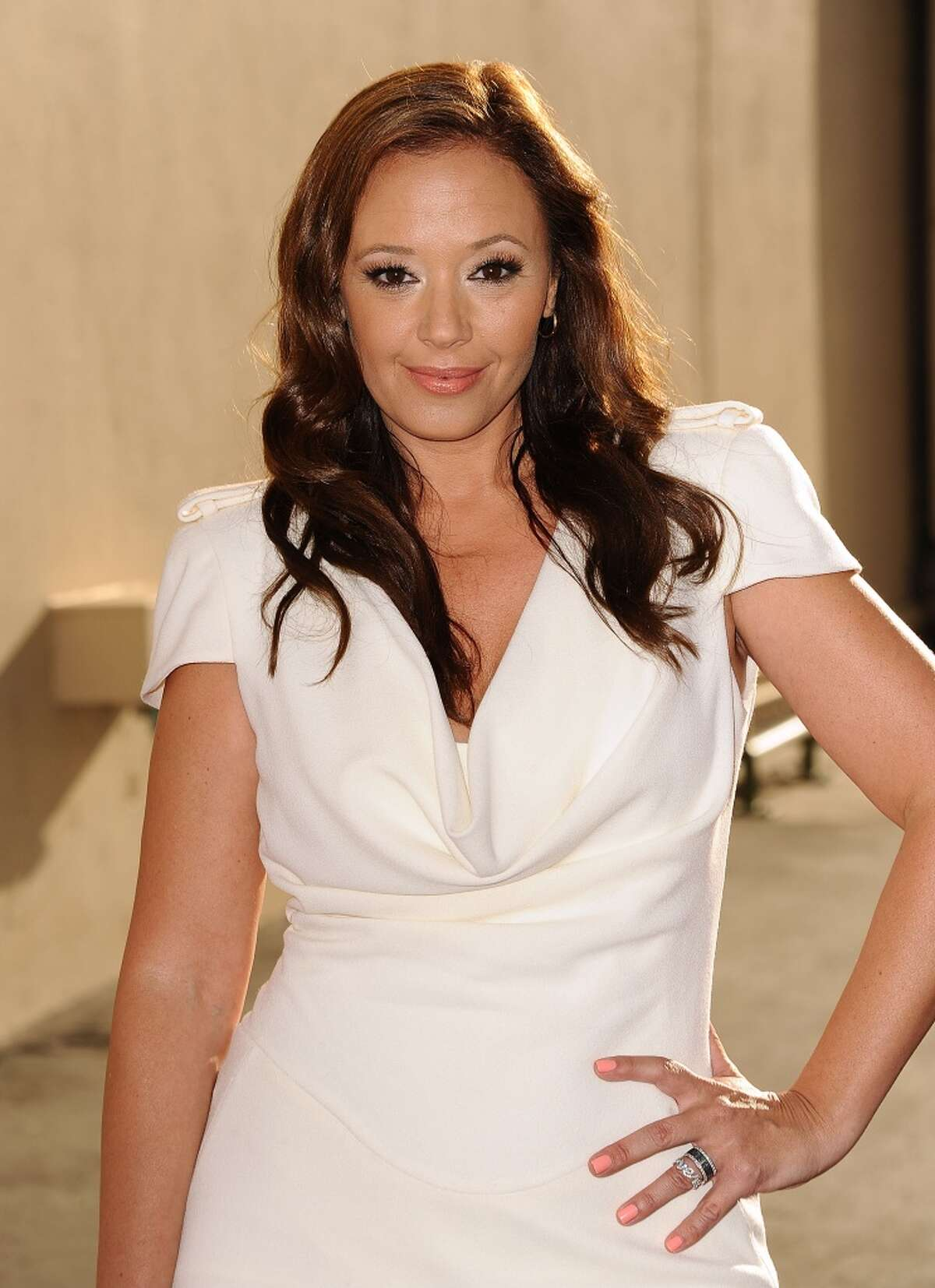 Actress Leah Remini ended her 30 or so years in the church over issues with leadership. But she wasn't the only high-profile Scientologist (Photo by Jason LaVeris/FilmMagic)