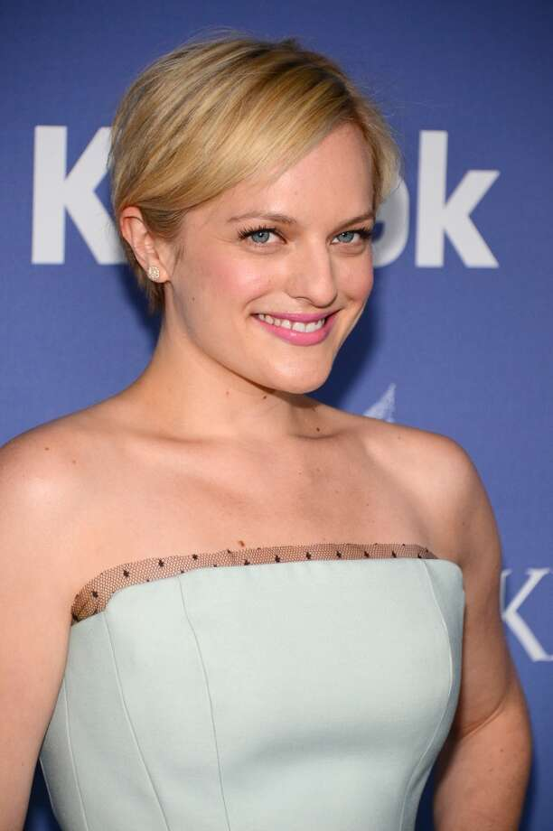 Elisabeth Moss, Peggy on 'Mad Men,' was born into the religion and still identifies as a Scientologist. (Photo by Mark Davis/Getty Images for Women In Film) Photo: Mark Davis