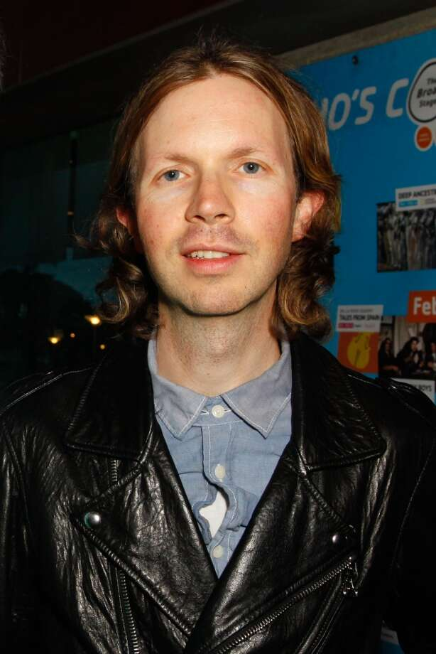 "Scientology is ""Where it's at"" for Beck, although the lifelong member of the church didn't speak publicly about it until a few years ago.   His wife Marisa Ribisi (Cynthia in 'Dazed and Confused') also practices Scientology. (Photo by Imeh Akpanudosen/Getty Images) Photo: Imeh Akpanudosen, Getty Images"