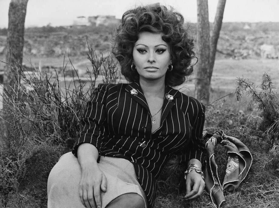 A portrait of Loren from 1965. (Photo by Keystone-France/Gamma-Keystone via Getty Images)
