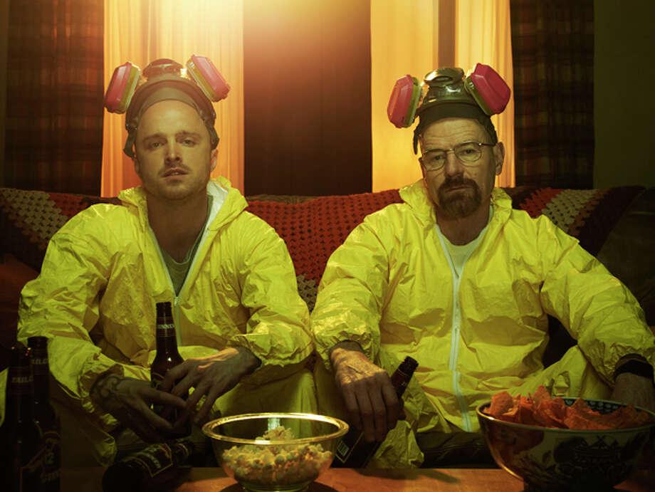 """Breaking Bad"" ... Photo: Frank Ockenfels/AMC"