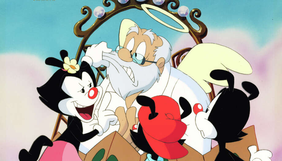 "2. 'Animaniacs'- The Warner siblings Yakko, Wakko and Dot grabbed the attention of the after-school set with sketch comedy segments peppered with some educational components for good measure. Bonus: Pinky and The Brain, two characters from the ""Animaniacs"" series, were used in an eponymous spinoff starring the lab rat odd couple. YouTube: Watch the 'Animaniacs' intro."