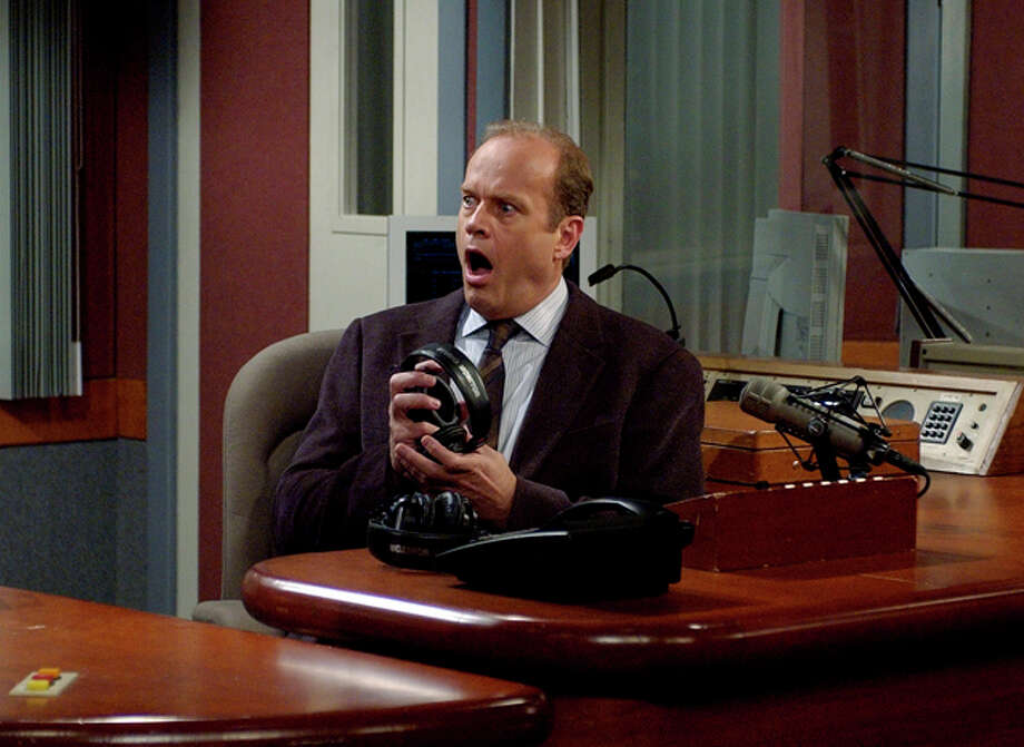 "... was spun-off with ""Frasier."""