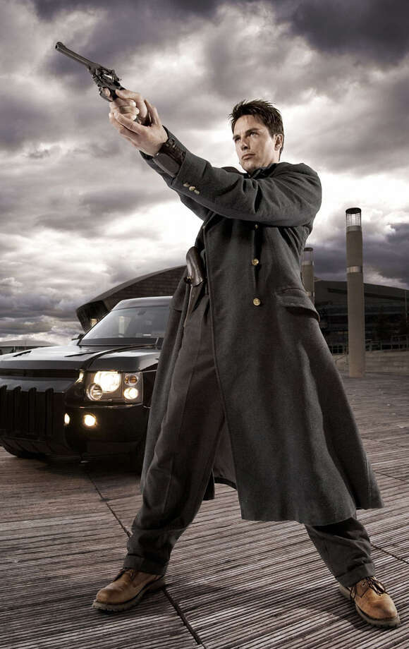 "...gave us ""Torchwood."" Photo: Steve Brown / photo by steve brown courtesy bbc worldwide"