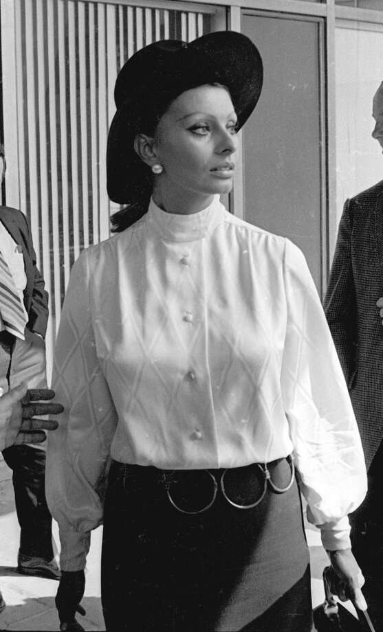 Caught in transit at JFK on May 17, 1971.