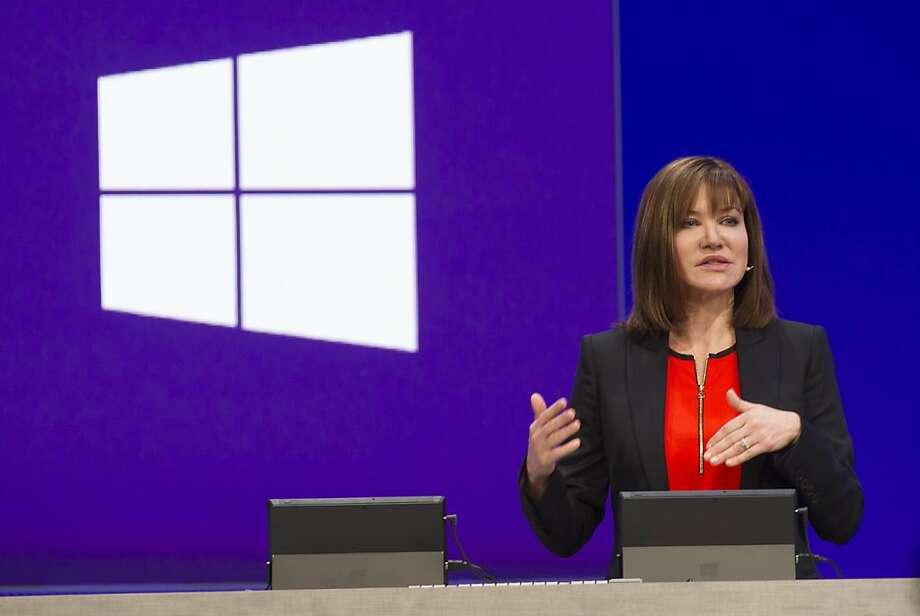 Former Windows, Office exec Julie Larson-Green leaves Microsoft