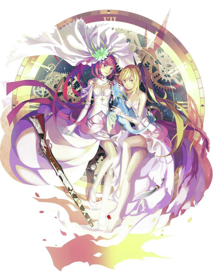 Toki and Towa are two souls in a shared body. They must travel back in time to stop a group of assassins from killing their groom on their wedding day. Photo: Courtesy NIS America