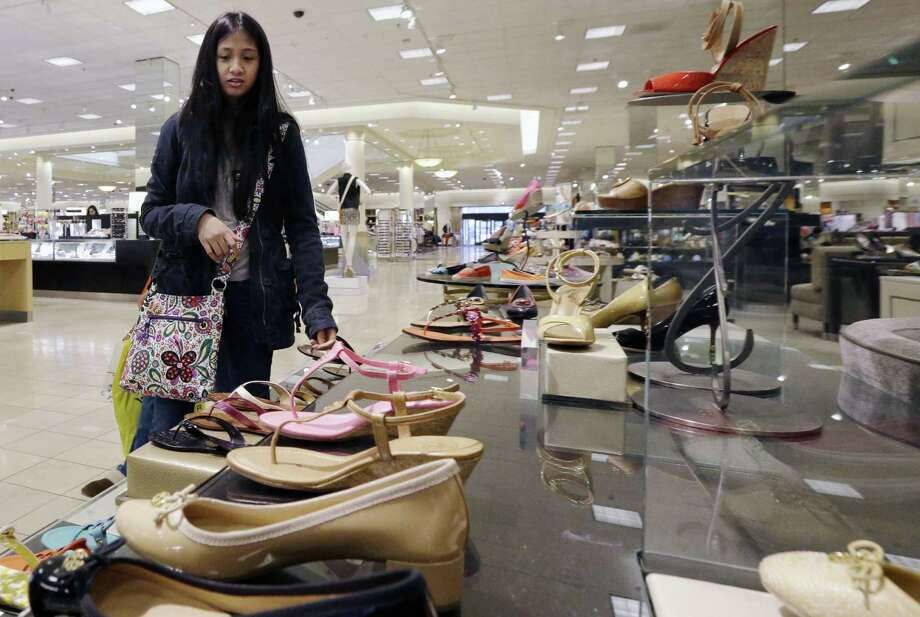 Recently, Nordstrom admitted it was tracking shoppers at its 17 stores without their knowledge via their smartphones. After a Dallas TV station disclosed the information, the company said it would discontinue the practice. Photo: Associated Press / File Photo