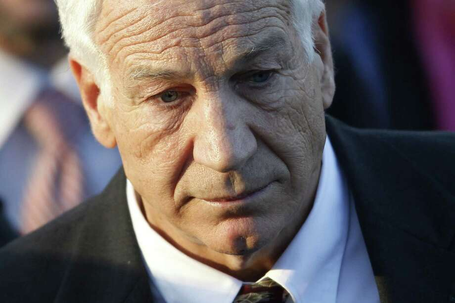 Former Penn State assistant football coach Jerry Sandusky maintains he was wrongfully convicted. Photo: Matt Rourke / Associated Press