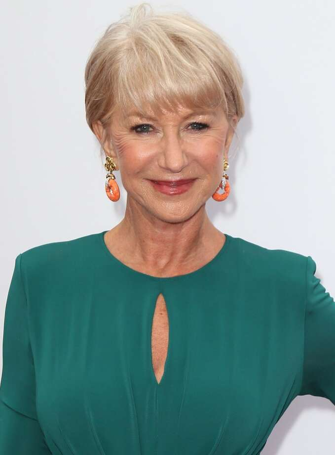 "Actress Helen Mirren attends the premiere of Summit Entertainment's ""RED 2"" at Westwood Village on July 11, 2013 in Los Angeles, California.  (Photo by David Livingston/Getty Images)"