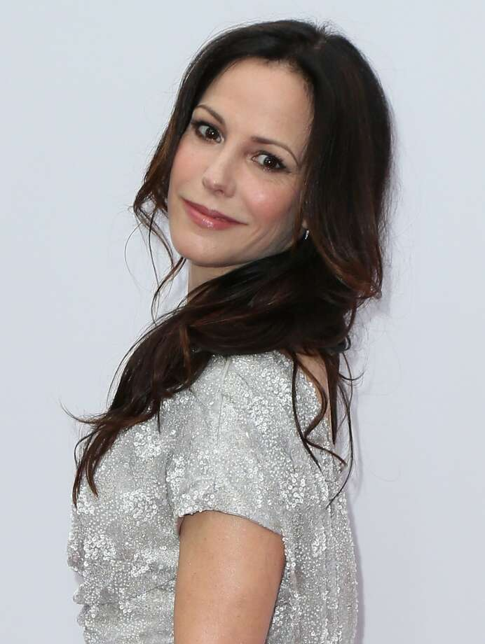 "Actress Mary-Louise Parker attends the premiere of Summit Entertainment's ""RED 2"" at Westwood Village on July 11, 2013 in Los Angeles, California.  (Photo by David Livingston/Getty Images)"