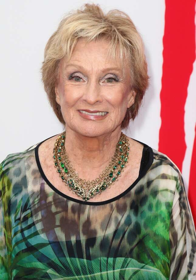 "Actress Cloris Leachman attends the premiere of Summit Entertainment's ""RED 2"" at Westwood Village on July 11, 2013 in Los Angeles, California.  (Photo by David Livingston/Getty Images)"