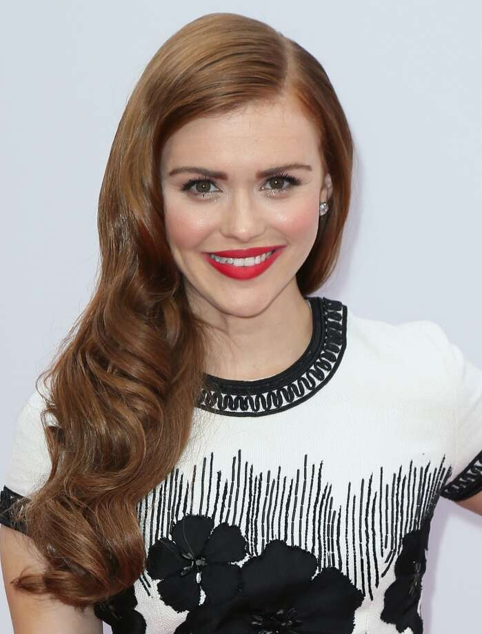 "Actress Holland Roden attends the premiere of Summit Entertainment's ""RED 2"" at Westwood Village on July 11, 2013 in Los Angeles, California.  (Photo by David Livingston/Getty Images)"