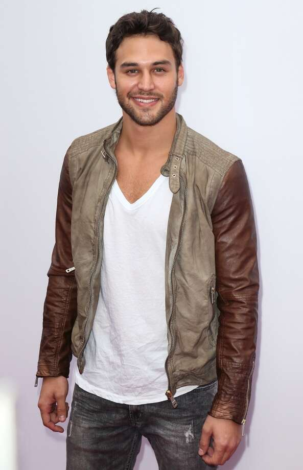 "Actor Ryan Guzman attends the premiere of Summit Entertainment's ""RED 2"" at Westwood Village on July 11, 2013 in Los Angeles, California.  (Photo by David Livingston/Getty Images)"