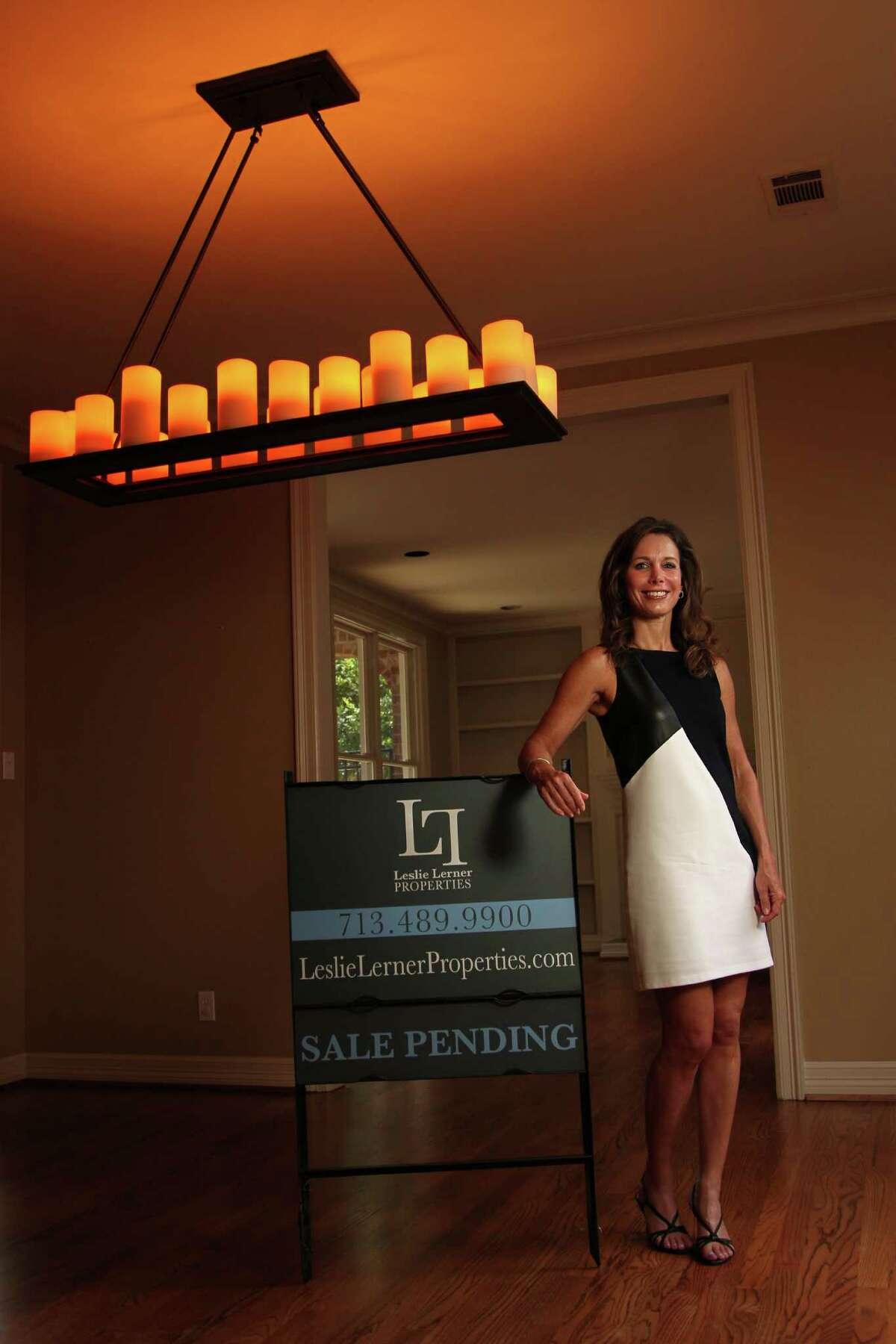 Leslie Lerner, a real estate broker, studied discount business models to develop her pricing system.