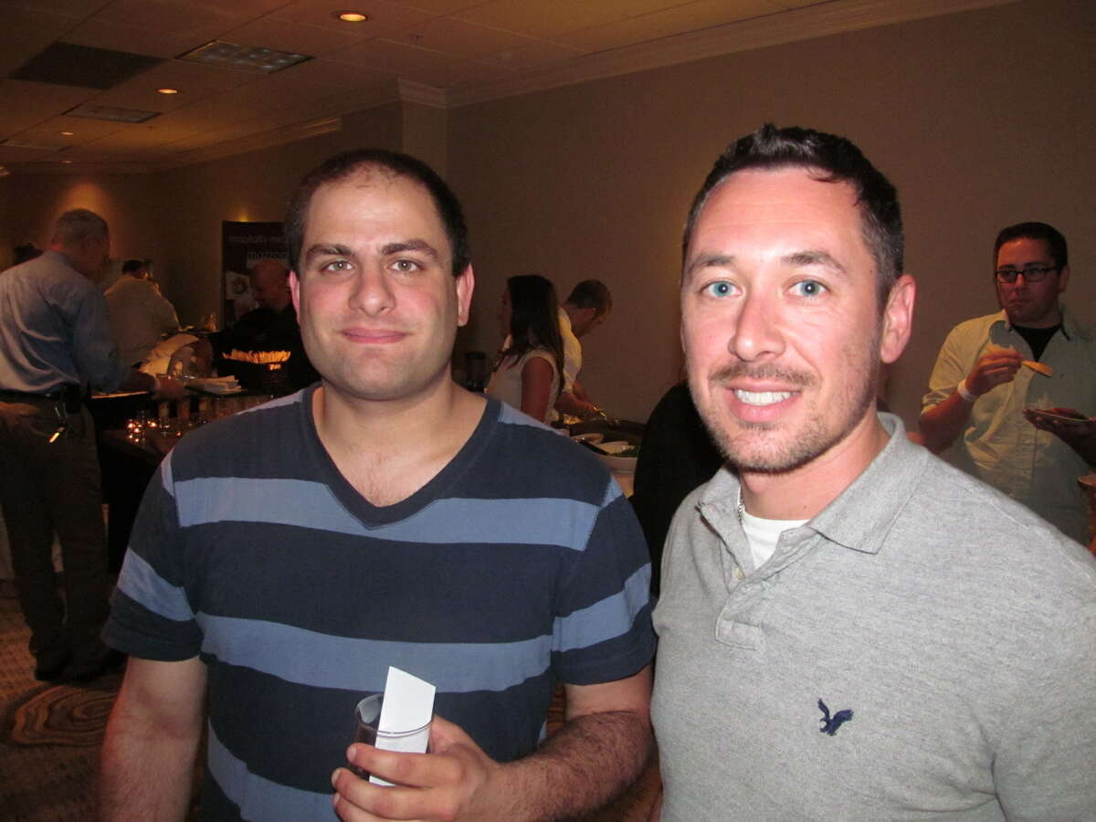 Were you Seen at the Ommegang Hop Chef competition at the Hilton in downtown Albany on Friday, July 12, 2013?