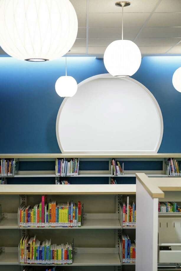 Children's books in the newly remodeled children's department on the first floor of the 109-year-old Rosenberg Library, Monday, July 8, 2013, in Galveston. Photo: Michael Paulsen, Houston Chronicle / © 2013 Houston Chronicle