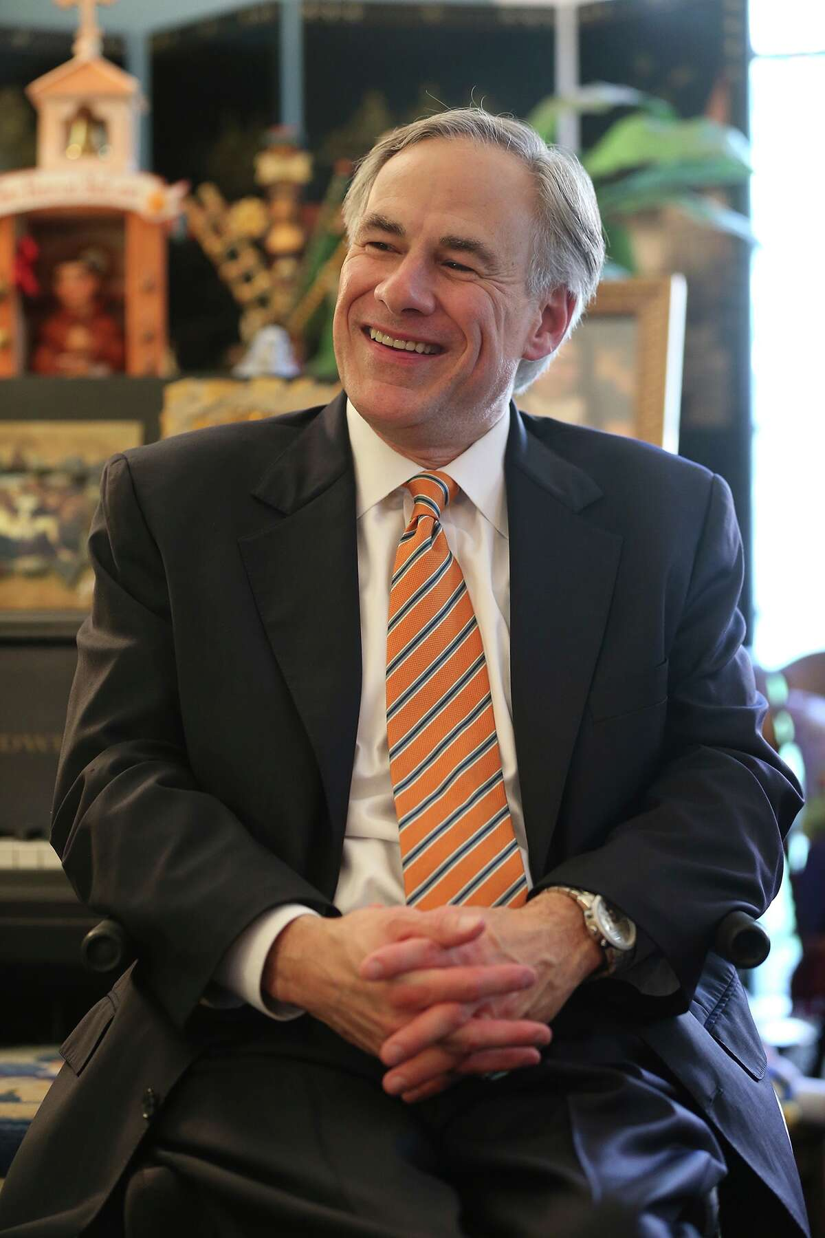 Attorney General Greg Abbott will announce his bid for governor today in San Antonio.