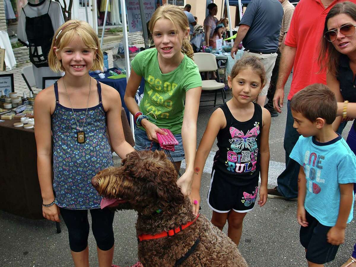 Were you SEEN at the Bethel Summerfest July 12th or 13th?